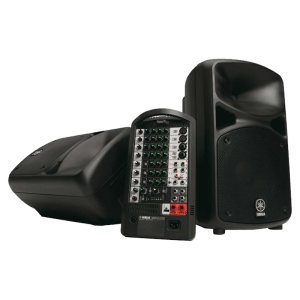 Sonorisation portatif Yamaha STAGEPAS 600i