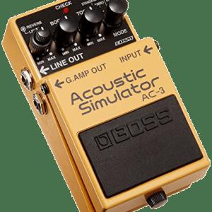 Pédale pour Guitare Boss AC-3