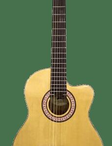 Guitare-électro-classique-SONATA-013CE-piano.ma-maroc