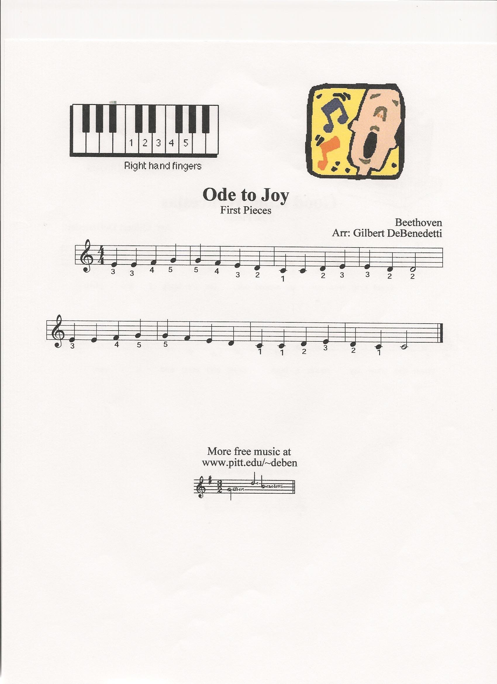 Piano Adventure Primer Level
