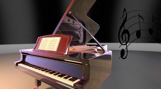ピアノイラスト