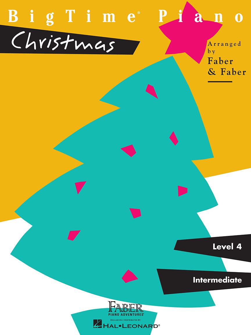 Big Time Christmas : christmas, BigTime®, Piano, Christmas, Faber, Adventures