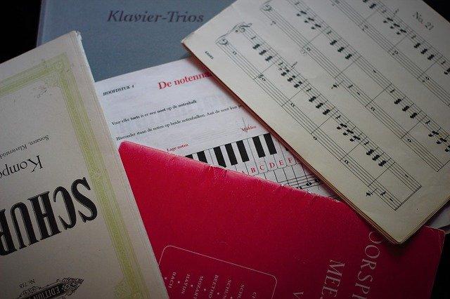 partitions pour piano débutants