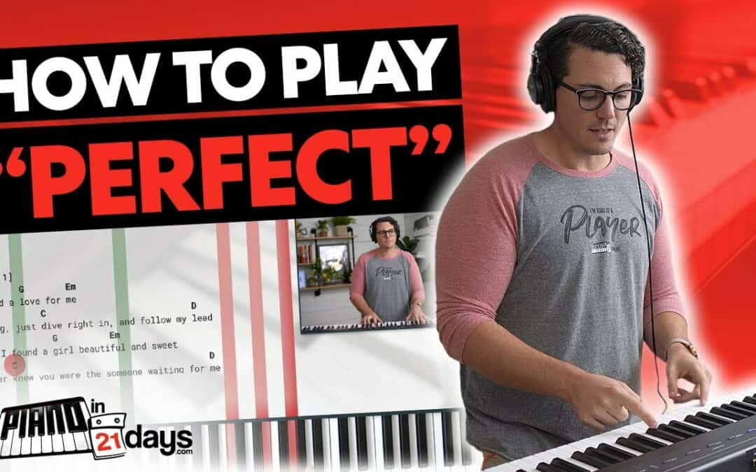 """How to Play """"Perfect"""" by Ed Sheeran with my 5-Step Song-Learning Process"""