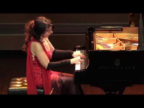 Brazilian pianist Eliane Rodrigues