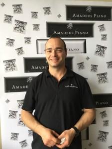 Yury Feygin Amadeus Piano Co., LLC