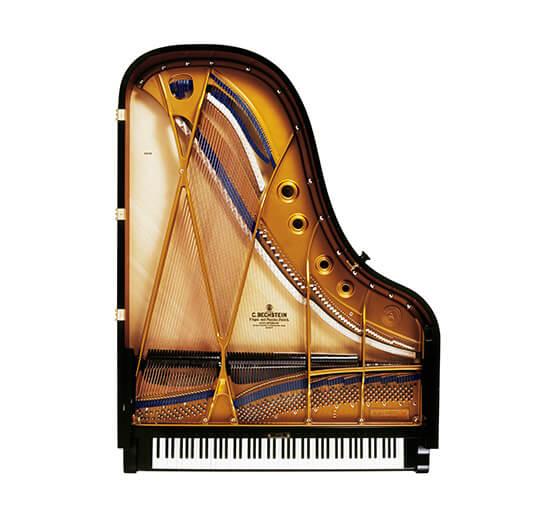 Рояль C.Bechstein B 212