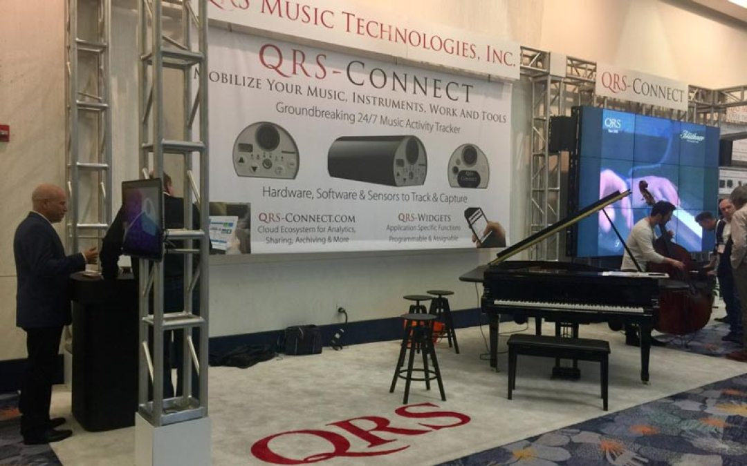 Michigan PianoNation Attends NAMM 2018