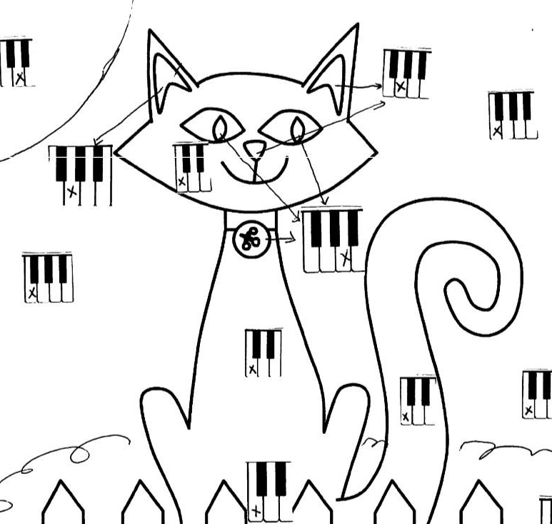 Free Music Theory Coloring Worksheet (2 Versions) -