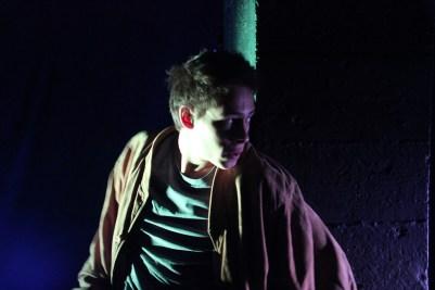 La Nuit juste avant les forêts, Bernard-Marie Koltès, Jean-Pierre Garnier, Eugène Marcuse, Théâtre de Poche Montparnasse