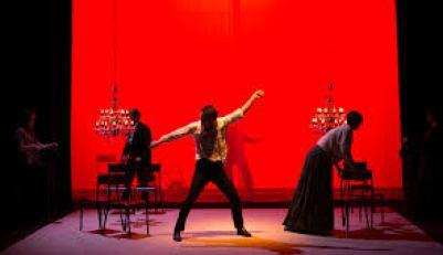Un Fil à la patte, Georges Feydeau, Compagnie Viva, Anthony Magnier, Théâtre 14, critique Pianopanier