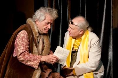 Voltaire-Rousseau, Théâtre de Poche-Montparnasse, Pianopanier, @Brigitte Enguerand