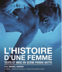 L'histoire d'une femme Pierre Notte