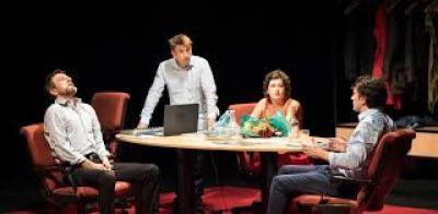 La vie trépidante de Laura Wilson, Jean-Marie Piemme, Jean Boillot, Festival Avignon, Théâtre 11 Gilgamesh-Belleville, coup de coeur Pianopanier