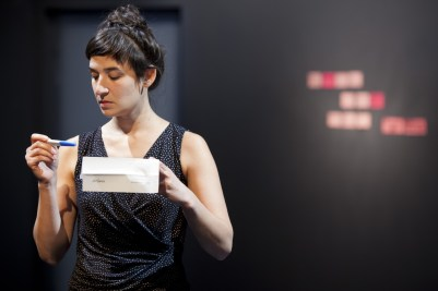 C'est (un peu) compliqué d'être l'origine du monde, Les filles de Simone, Festival d'Avignon, Pianopanier, Chloé Olivères, Tiphaine Gentilleau , Claire Fretel