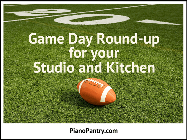 Game Day Roundup for your Studio and Kitchen