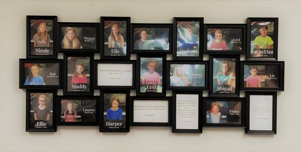 Creating A Studio Legacy With Student Photo Boards A Canva Tutorial Video Piano Pantry