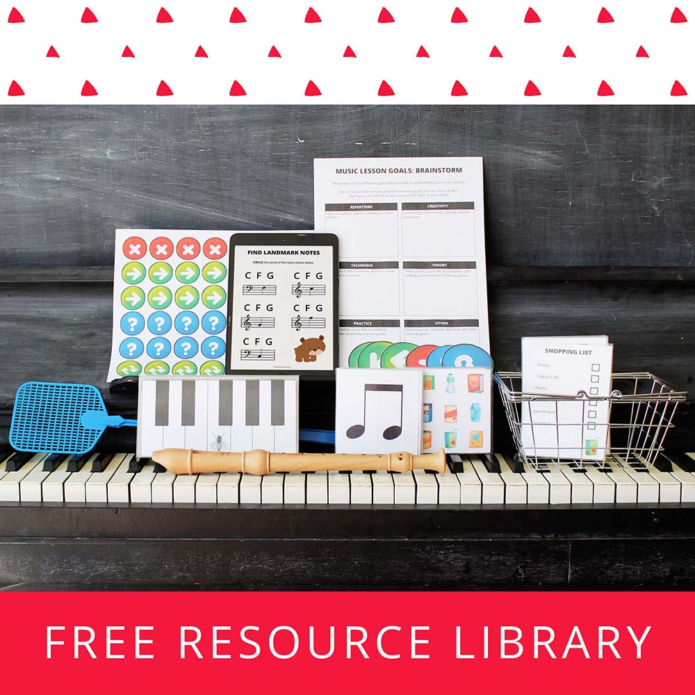 Free Music Resource Library