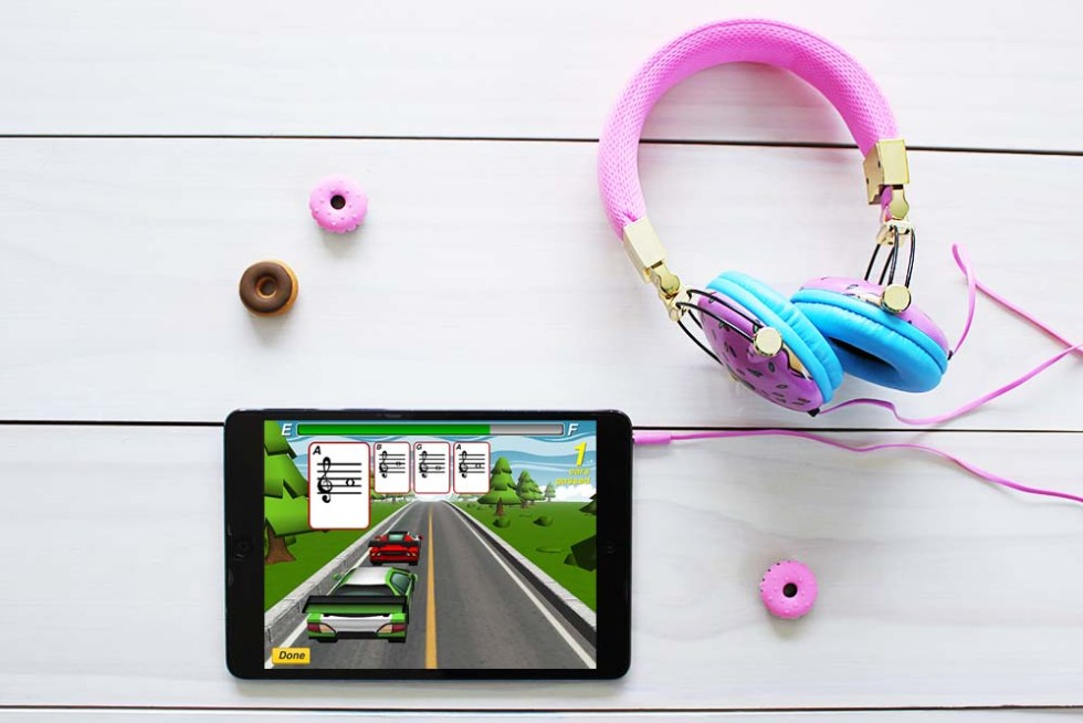 Best Apps for Recorder Players Recorder Racer