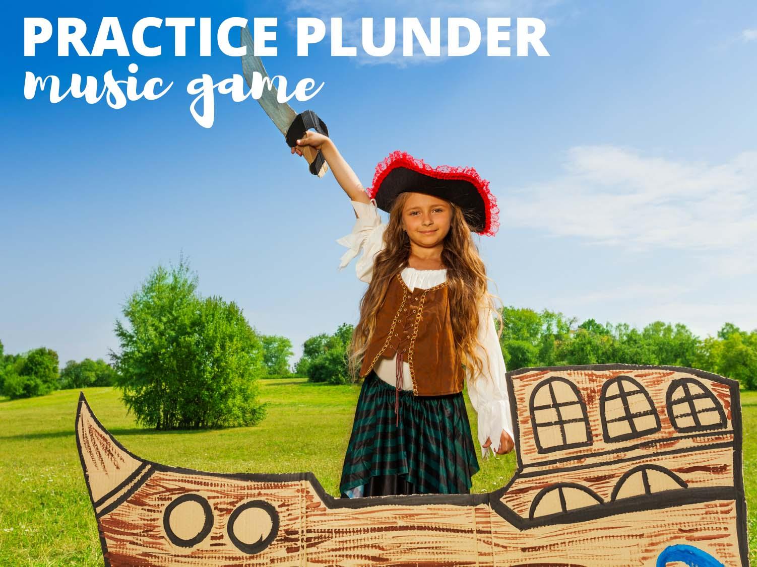 Practice Plunder Game