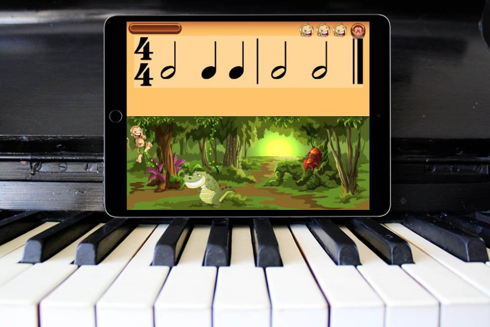 Practice Piano Without a Piano - Use Apps