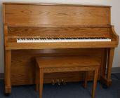 "Boston 45"" Oak Studio"