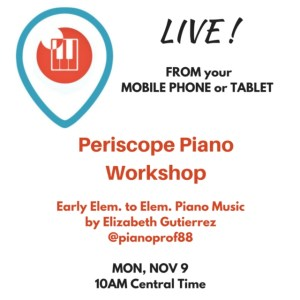 Gutierrez Music Periscope