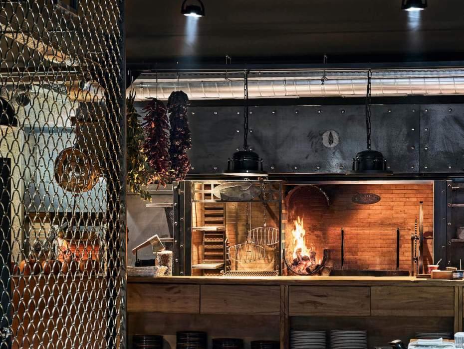 Piantao, el decorado de A Morfar! Todo sobre la #BBQ