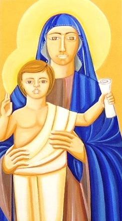 Maria, Rainha dos Apóstolos - Ir. Laíde Sonda, pddm