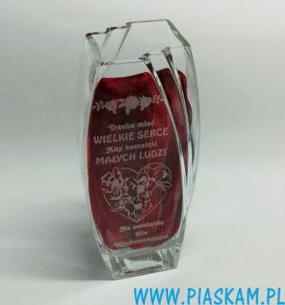 wazon grawer trzeba mieć wielkie serce