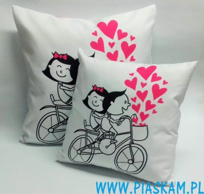 poduszki Love