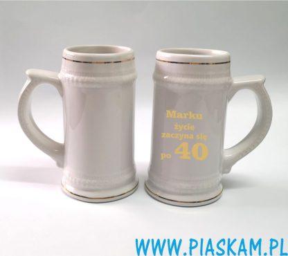 kufel ceramika