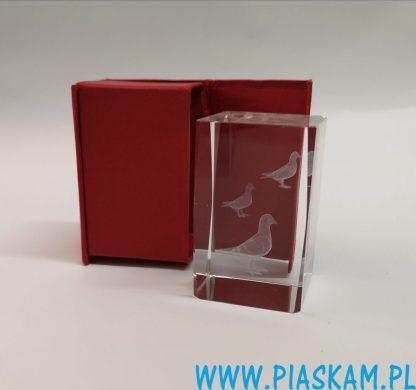 statuetka drawer 3d gołąbie