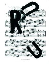 Pia Sommer - Dibujos Partiturales 32
