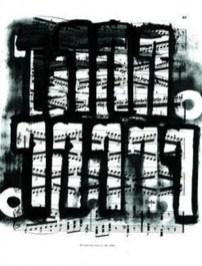 Pia Sommer - Dibujos Partiturales 33