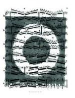 Pia Sommer - Dibujos Partiturales 37