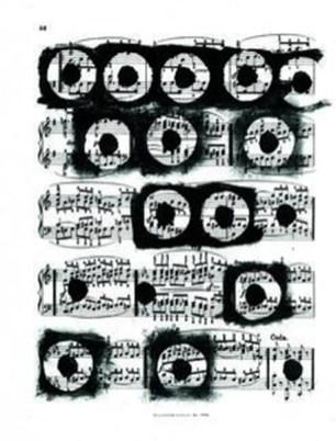 Pia Sommer - Dibujos Partiturales 47