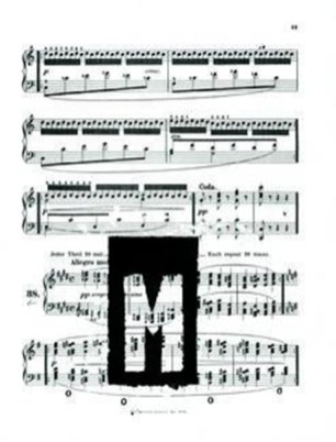 Pia Sommer - Dibujos Partiturales 48