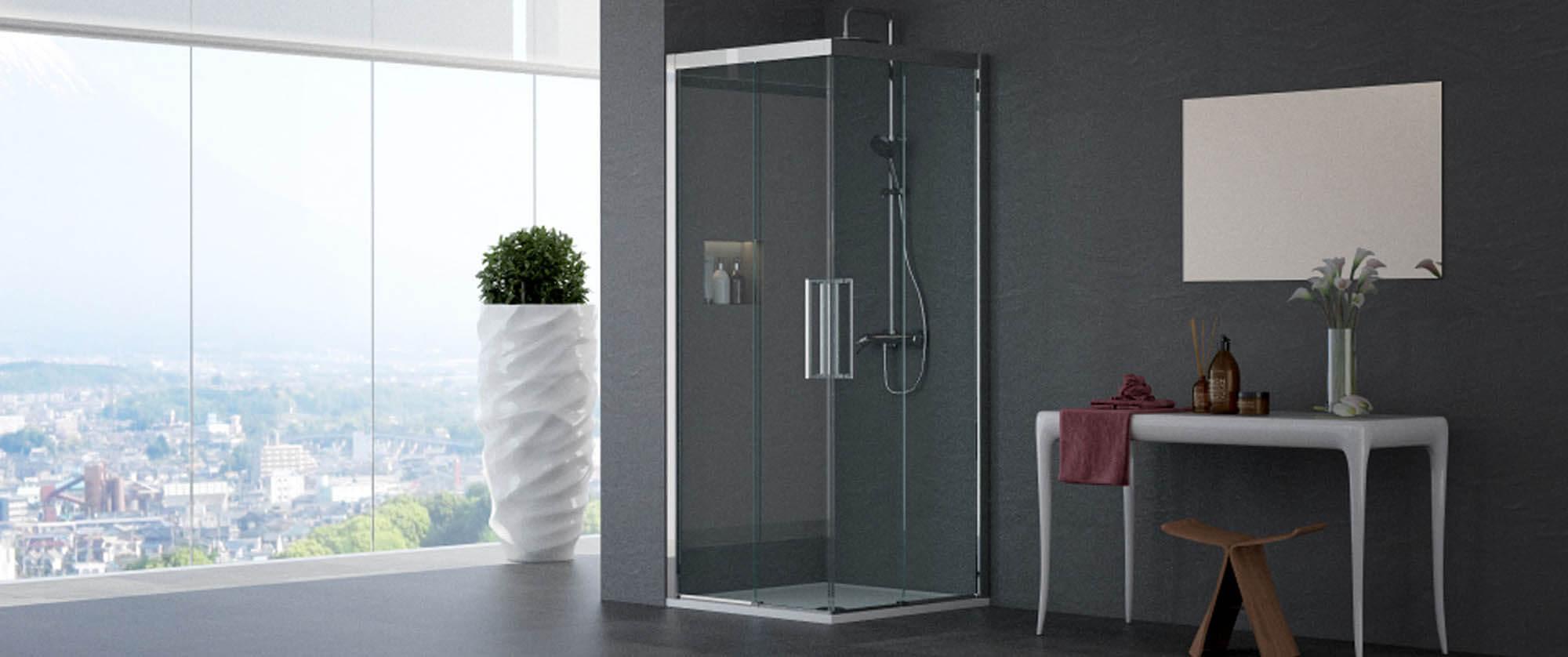 Vendita di box doccia varie forme e misure
