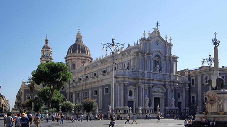La città di Catania