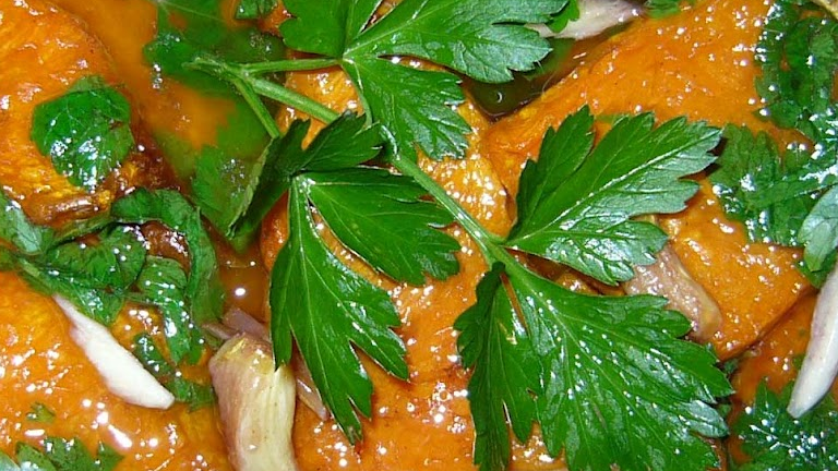 Zucca Gialla in agrodolce