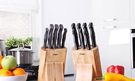 Come riporre i coltelli
