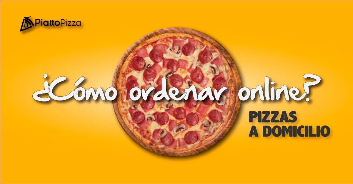 Ordenar pizza a domicilio en Cuenca Piatto Pizza Delivery Ecuador