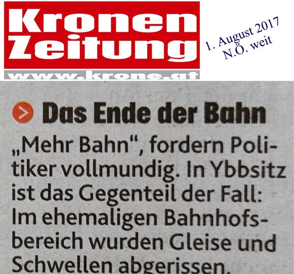 Krone Bahn LOGO 1. 8. 2017