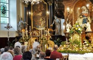 Messe Schwammerlaltar 2