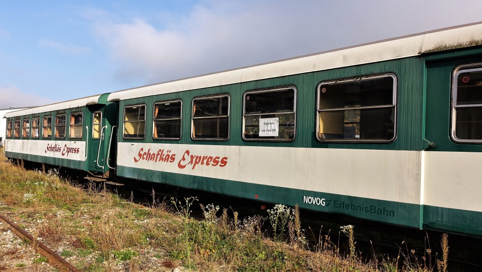 Schafkäse Express waggons