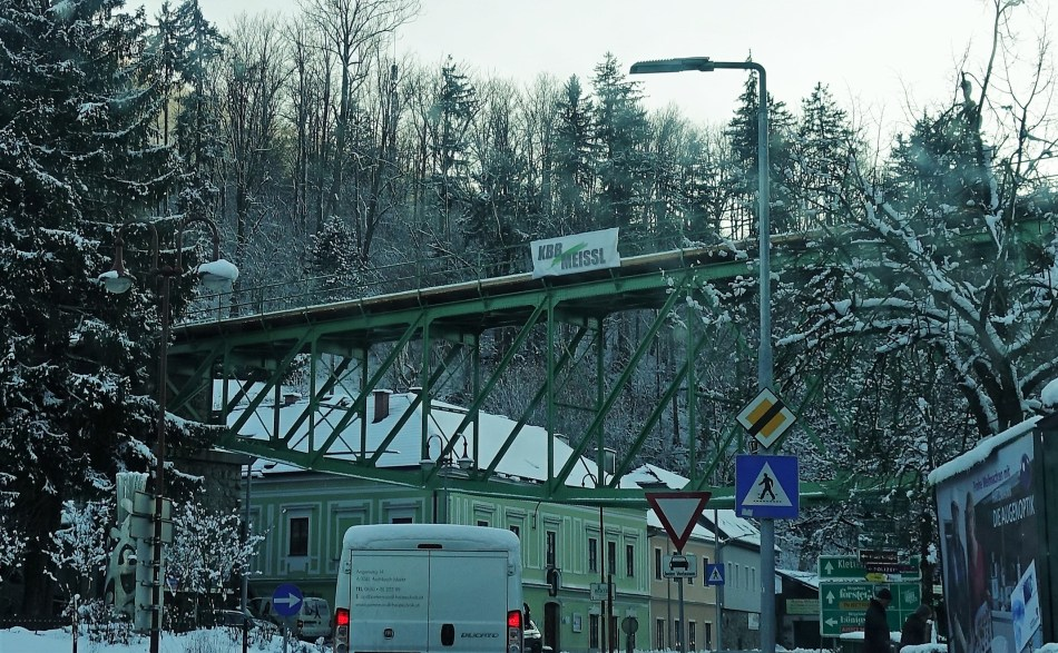 Viadukt Waidhofen 18.12.2017