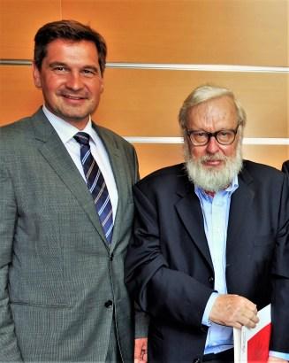 Krammer Schuhfried Medizinalrat Verleihung