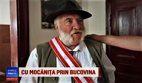Marko Rumänien TV Interview