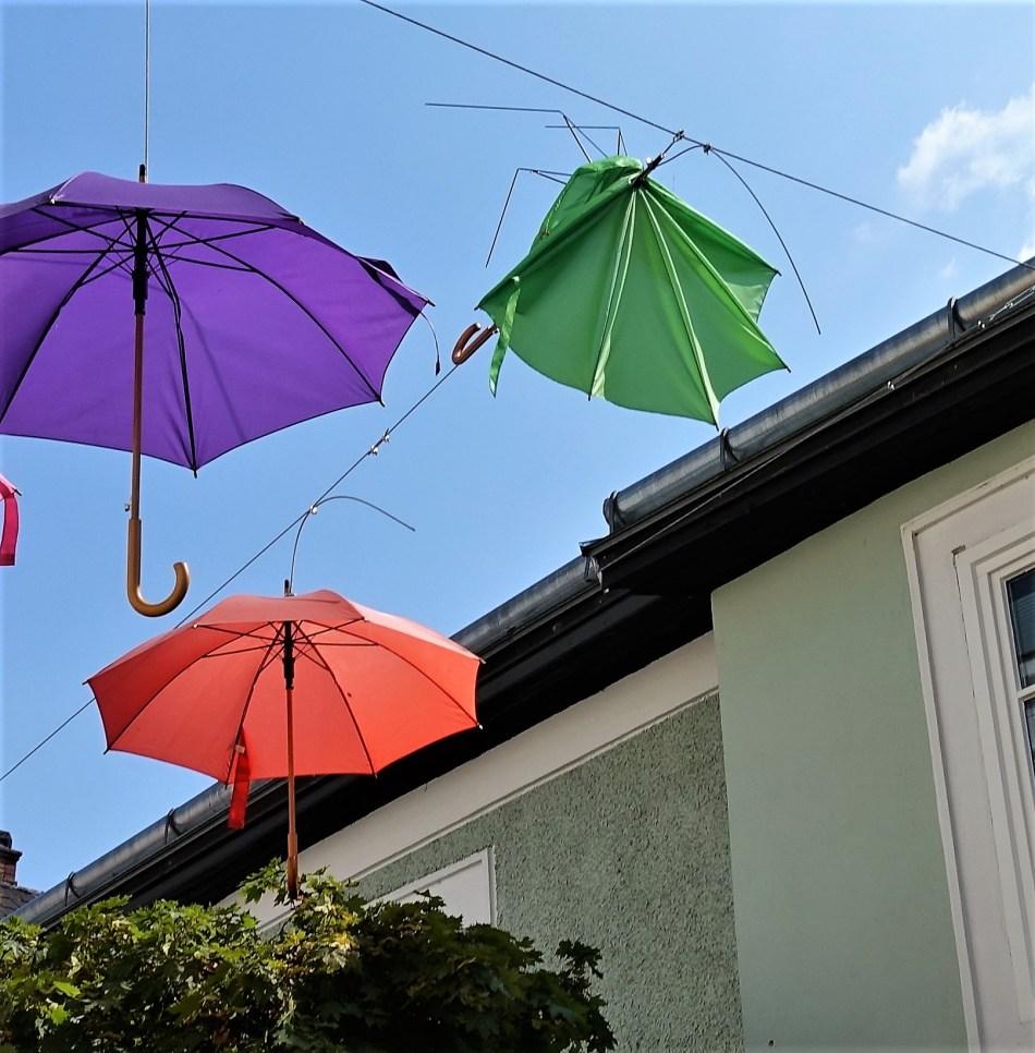 Schirm kaputt Fuzo